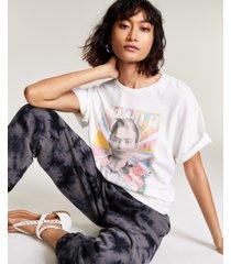 junk food cotton frida-graphic t-shirt
