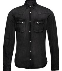 chemise overhemd casual blauw the kooples