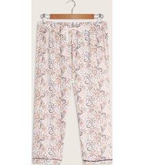 pantalón capri-crop estampado-10