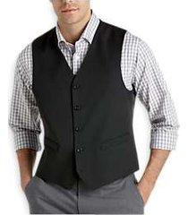 pronto uomo platinum suit separates vest charcoal
