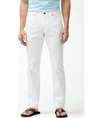 men's tommy bahama boracay pants, size 42 x 30 - white