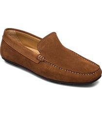 mc bay loafer loafers låga skor brun gant