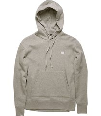 classic cotton logo hoodie