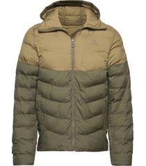 sight storm hoodie m outerwear sport jackets grön salomon