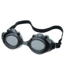 óculos de natação fun club tubarão cinza speedo
