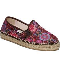 vibrant walker espadrillo sandaletter expadrilles låga multi/mönstrad odd molly