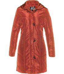 cappotto corto trapuntato (marrone) - bpc selection