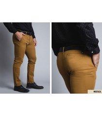 pantalón marrón waiting chino