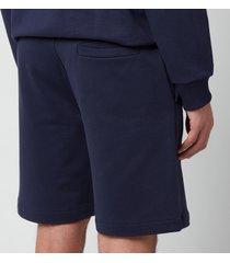 a.p.c. men's item shorts - dark navy - l