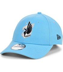 new era minnesota united fc core 9forty cap