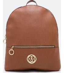 mochila grande com bolso frontal