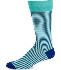 striped crew socks