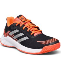 novaflight volleyball shoes sport shoes indoor sports shoes multi/mönstrad adidas performance