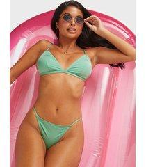 pieces pcnadine bikini tanga brazil sww trosa