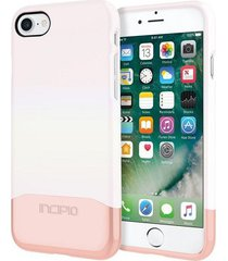 estuche protector incipio edge chrome iphone 7 - blanco opal