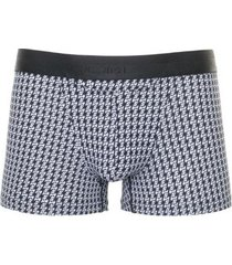 hom boxer briefs ho1 - cravat wit/zwart