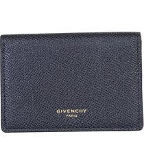 givenchy card holder with logo