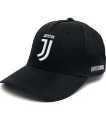 gorra negro-blanco juventus