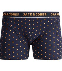 jack & jones jacdots trunks noos. sts persimmon orange