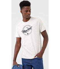 camiseta wg high tides cinza - kanui