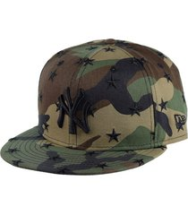 gorra new era new york yankees 9fifty - camuflada
