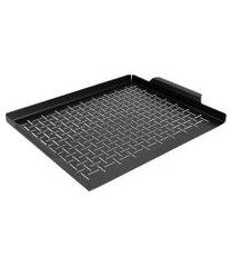 assadeira para churrasco grill 39 cm x 29 cm - home style