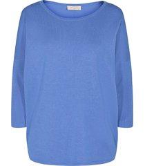jone-pu strik blouse