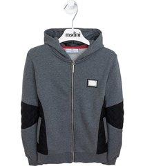 hoodie sweatjacket