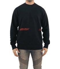 ambush crewneck inserts sweatshirt bl