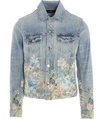 amiri floral jacket