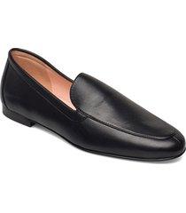 lthr jude smoking slipper loafers lage schoenen zwart j.crew