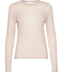 cornelia stickad tröja beige fall winter spring summer