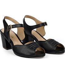 sandalia negro melany/001994