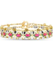 4-piece bracelet set