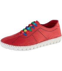 skor gemini röd