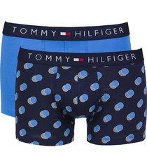 tommy hilfiger short icon stripe 2-pak