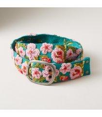 women's primrose garden wool belt