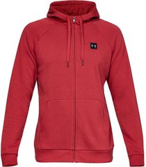 sweater under armour rival fleece fz hoodie 1320737-651