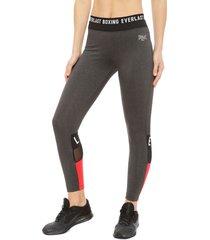 legging everlast long boxing multicolor - calce ajustado