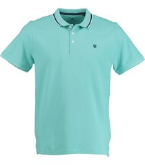 basefield shirt 1/2 219014385/511 turquoise