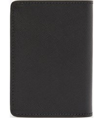 a.p.c. men's stefan wallet - black