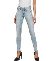 lynn zip-pkt mid skinny jeans