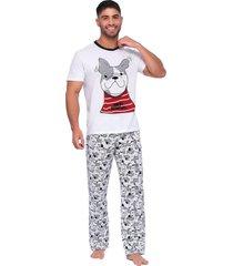 pijama conjunto pantalón hombre 11422
