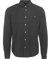 matinique medium grey trostol r flannel shirt 30202314