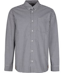 carhartt bintley checked cotton shirt