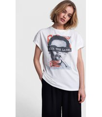 alix the label 2108819118 knitted boxy photo t-shirt