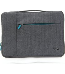 funda azul zom notebook 14