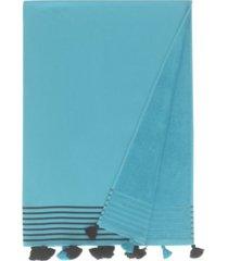 enchante home capri pestemal fouta turkish cotton beach towel bedding