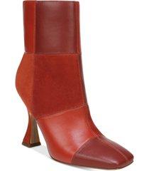 sam edelman olina patchwork booties women's shoes