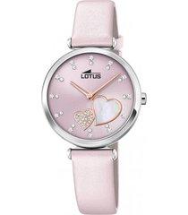reloj bliss rosa lotus
